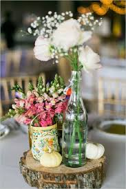 table centerpieces 25 best rustic vintage wedding centerpieces ideas for 2017 deer