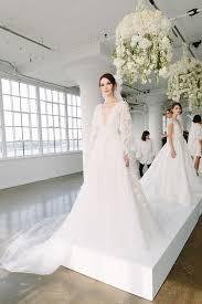 marchesa bridal marchesa bridal fall 2018 collection at nybfw fashionisers