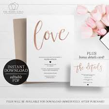 20 best printable engagement invitations editable templates