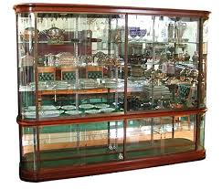 glass cabinet for sale wonderful antique french mahogany glass display cabinet for sale