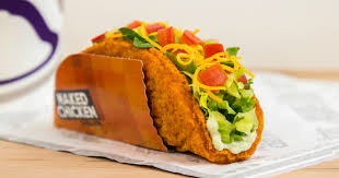 taco bell new chicken chalupa