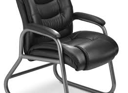 black leather desk chair desk stunning black top grain leather desk chair with padded arm