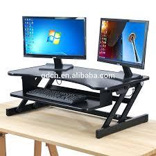 desk rolling computer desk adjustable height computer desk
