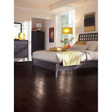 Bruce Maple Chocolate Laminate Flooring Mohawk 5 1 4 W X 48 L Maple Locking Hardwood Flooring Lowe U0027s