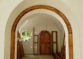 hobbit home interior futuristic underground hobbit house by green magic homes tiny