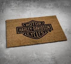 state welcome mat doormat door mat gift michigan by lorustique