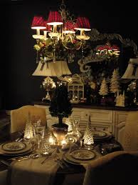 christmas dining room and last minute preparations lilacs idolza