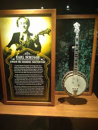 earl scruggs u0027 banjo at the country music hall of fame banjo