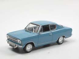 1966 opel kadett vitesse 1966 opel kadett b kiemen coupe hellblau 1 43 sammlung
