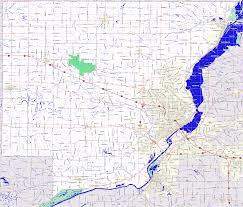 Map Illinois by Bridgehunter Com Peoria County Illinois