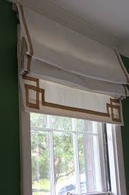 westhampton diy how to make a roman shade from a curtain with or