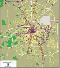 Denver Map Usa by New Equity Atlas Tells A Story About The Future Of Denver With