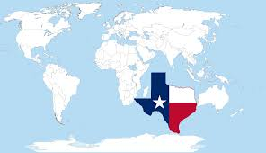 True Map Of The World by The True Size Of Texas Remade 4500x2592 Mapporncirclejerk