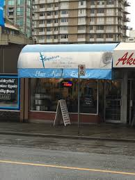 pompadours hair salon opening hours 1071 denman st vancouver bc