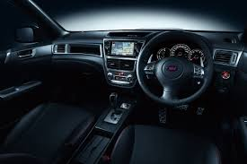 subaru car interior subaru exiga auto review