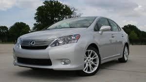lexus hs hybrid 2010 lexus hs 250h premium an u003ci u003eaw u003c i u003e drivers log autoweek