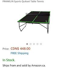 franklin sports quikset table tennis table franklin sports quikset table tennis table modern coffee tables