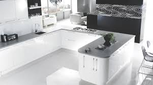 b q kitchen wall cabinets white high gloss white kitchen contemporary kitchen