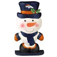 Denver Broncos Holiday Decor Broncos Ornaments