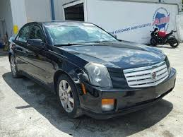 2006 cadillac cts reconstructed prev salvage 2006 cadillac cts sedan 4d 3 6l 6 for