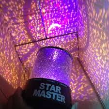 star sky romatic gift cosmos star projector led starry