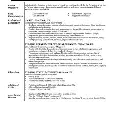 Example Of Resume In English by Enchanting Example Of Resumes 4 Free Resume Samples Writing Guides