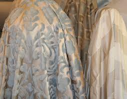 100 ikat home decor fabric decor sabaki twill navy duralee