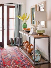 Entry Console Table Accessorize Your Front Entry Console Styling Consoles And