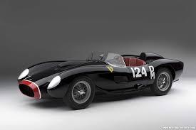 classic ferrari testarossa ferrari 250 testarossa sets new world record for a car sold at auction
