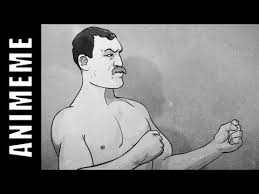 Old Boxer Meme - overly manly man know your meme