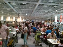 ikea dubai extreme rush on a friday picture of ikea restaurant dubai