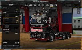 volvo light trucks volvo fh 2012 mtp mega tuning 1 22 mod euro truck simulator 2 mods
