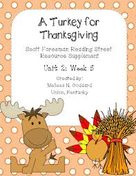 compare and contrast thanksgiving a turkey for thanksgiving reading street thanksgiving and
