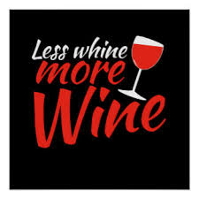 whine posters zazzle