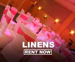 rent linens for wedding nationwide wedding and event rentals with free shipping both ways