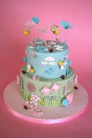 spring theme cake decorating ideas family holiday cakes