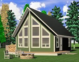 lake louise prefab cabin cottage plans winton homes home plans