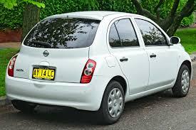 nissan micra mark 1 2000 nissan micra 5 doors partsopen