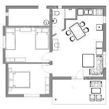 tiny floor plans i adore this floor plan really want to live in a small open