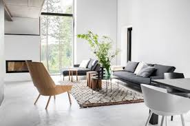 nordic decor living room scandinavian style rugs couch decor vases decoration