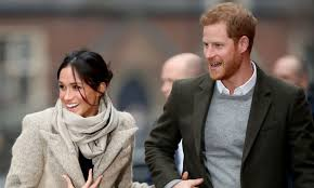 prince harry meghan royal wedding prince harry reveals the sweet nickname he has for