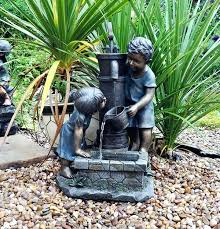 Mini Water Garden Ideas Small Water Garden Small Water Garden With Patio And Waterfalls
