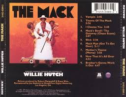 Willie Hutch Season For Love The Mack Original Motion Picture Soundtrack Willie Hutch