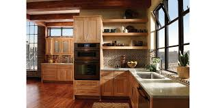Kitchen Wall Shelf Ideas by Modern White Nuance Of The Interior Kitchen Design That Has Wooden