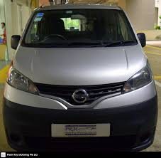 nissan singapore buy used nissan nv200 1 6 at car in singapore 61 800 search