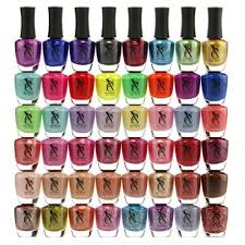 snagshout sxc 48 awesome colors nail polish set of metallic