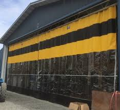Industrial Curtain Wall Industrial Outdoor U0026 Exterior Curtains Insulated Large U0026 Heavy Duty