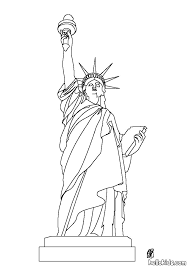 lincoln memorial statue coloring pages hellokids com