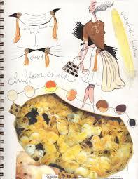 tilley handmade fashion sketchbook