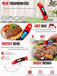 termometre cuisine amazon com instant read thermometer best electric food